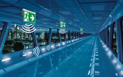 Wireless Professional – Trådlös övervakning av nödbelysning på armaturnivå